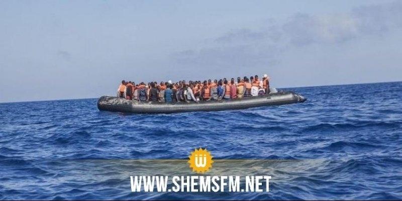 إحباط 16 عملية اجتياز للحدود البحرية خلسة باتجاه أوروبا