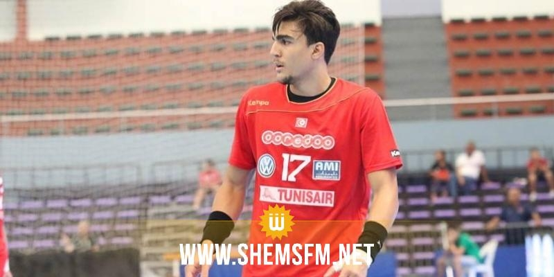 كرة اليد: الترجي يتعاقد مع اللاعب يوسف معرٌف