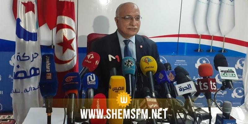 الهاروني: 'موقفنا بتشكيل حكومة جديدة سياسي بالأساس'