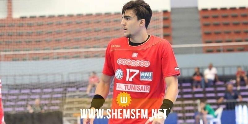 Handball : l'EST recrute le joueur Youssef Maaref