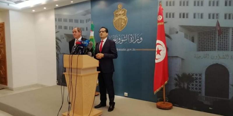 تونس والجزائر ستكثفان الاتصالات مع الأطراف الليبية والجهات الدولية لتحقيق الاستقرار في ليبيا