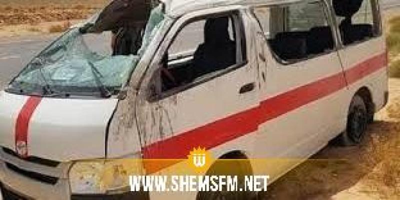 المنستير: إصابة 9 أشخاص في انزلاق 'لواج'