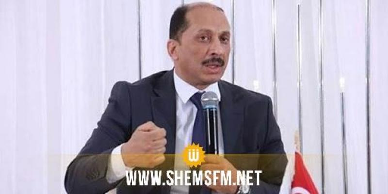 محمد عبو:''الحكومة حلت ملفات فساد بعض الأشخاص المقربين من النهضة''