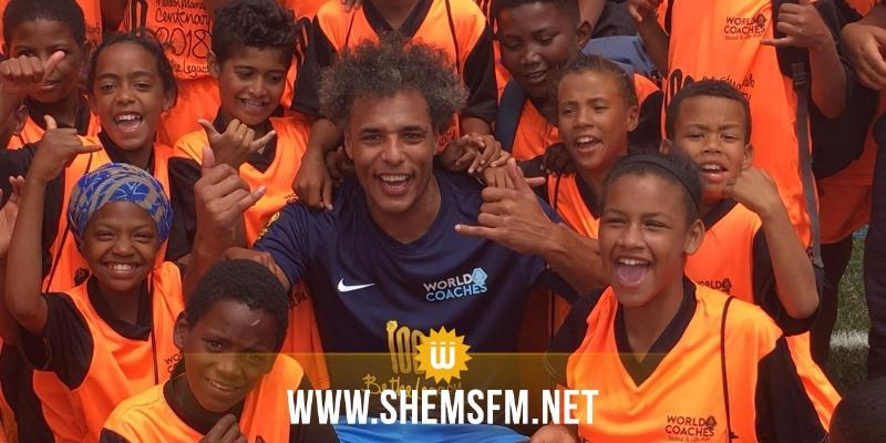 مونديال 2022 : النجم الأرجنتيني ماسكيرانو يشارك في بث مباشر لبرنامج الجيل المبهر