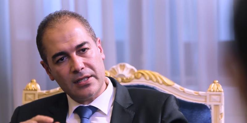 وزير المالية ضيف الماتينال