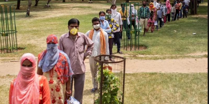 الهند تقترب من مليون إصابة بفيروس كورونا