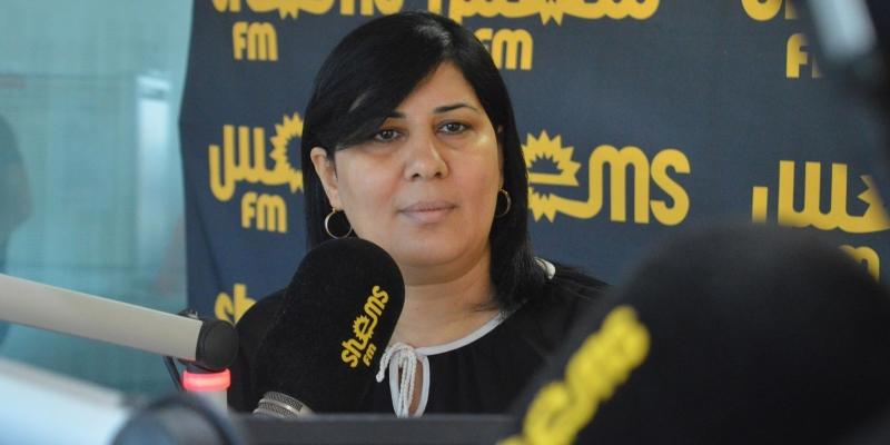 عبير موسي: 'لن نقبل بأن يترأس راشد الغنوشي مستقبلا  أي جلسة عامة'