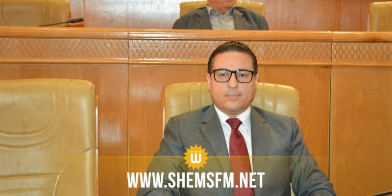 هشام العجبوني:''قرارنا بسحب الثقة من الغنوشي لا علاقة له بموقف مجلس الشورى''