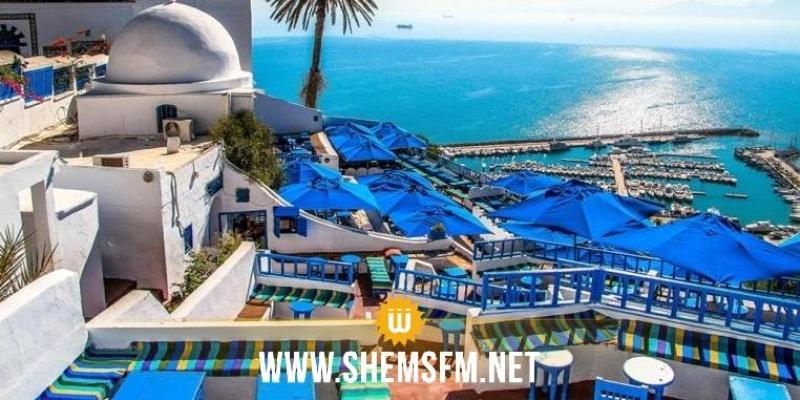 تراجع حاد لعائدات السياحيّة التونسية الى يوم 10 جويلية 2020