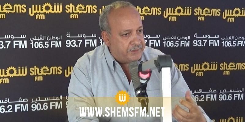 سامي الطاهري:''إستقالة رئيس الحكومة تمت قبل الجلسة الرباعية''