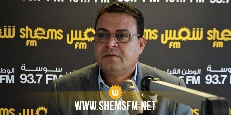 المغزاوي:''أعتقد أن رئيس الحكومة سيقيل وزراء حركة النهضة ويراجع تعييناتها''