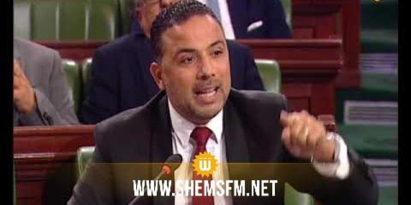 سيف الدين مخلوف يدعو النواب لـ 'تحرير' منصة رئاسة الجلسة العامة