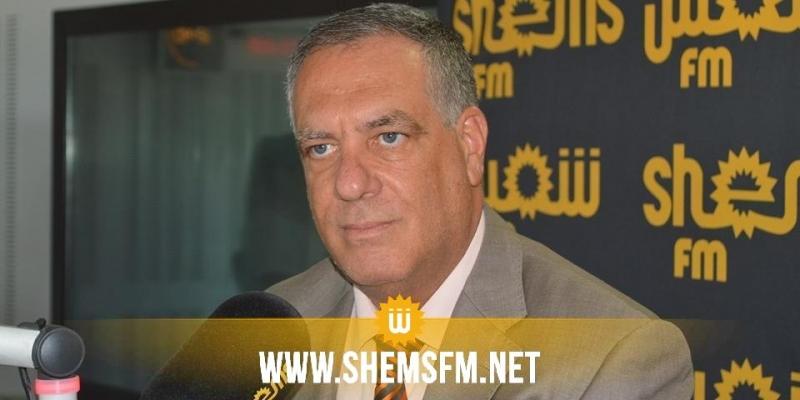 الشواشي: 'لم نحبّذ إقالة وزراء النهضة'