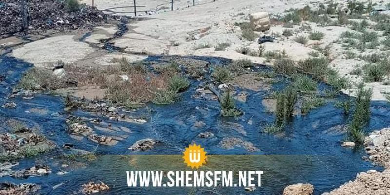 أهالي منطقة سيدي حسين يطالبون السلط بالتدخل العاجل لإنقاذ المنطقة من كارثة بيئية