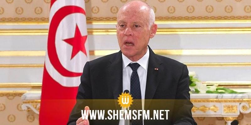 رئيس الجمهورية يراسل الكتل لطلب اقتراحاتهم حول الشخصية الأقدر لخلافة الفخفاخ