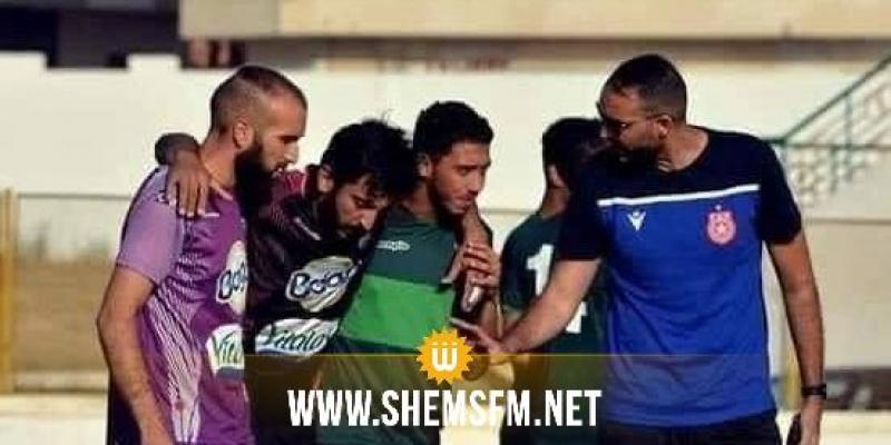 مستقبل الرجيش: رضا شرف الدين يتكفل بعملية الحارس جماعة و القابسي يغادر الفريق إلى السعودية