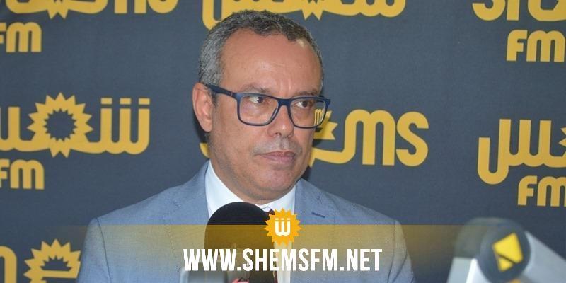 الخميري: 'لا يمكن لأي حكومة تتشكل في تونس وتضمن الاستقرار دون مشاركة النهضة'