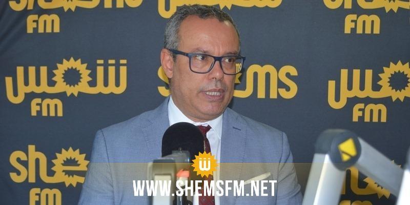 الخميري: 'إقالة وزراء النهضة خارج اللياقات وخضعت لردة فعل غرائزي لا تصدر عن رجل دولة'
