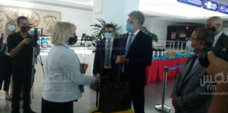 وزير السياحة: 'تطبيق صارم للبروتوكول الصحي بالنزل'