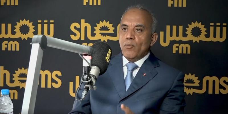 الحبيب الجملي: 'كنت أنوي التدقيق في أرقام حكومة يوسف الشاهد وهذا من أسباب إسقاط حكومتي'