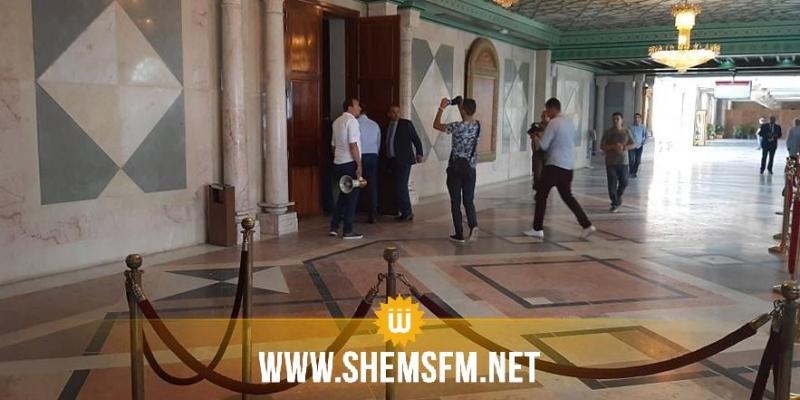 البرلمان: النيابة العمومية تعاين إعتصام كتلة الدستوري الحر