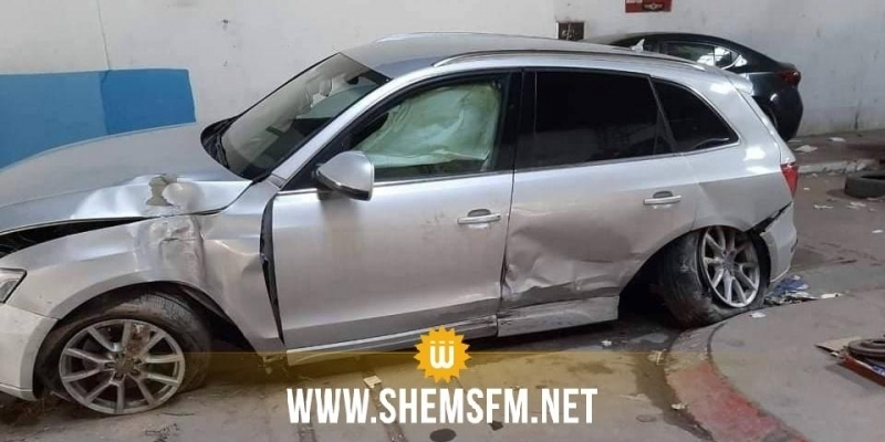 قيس سعيد يؤكد اختفاء محضر قضية تعرض سيارة إدارية لحادث والناطق باسم المحكمة الإبتدائية يوضح