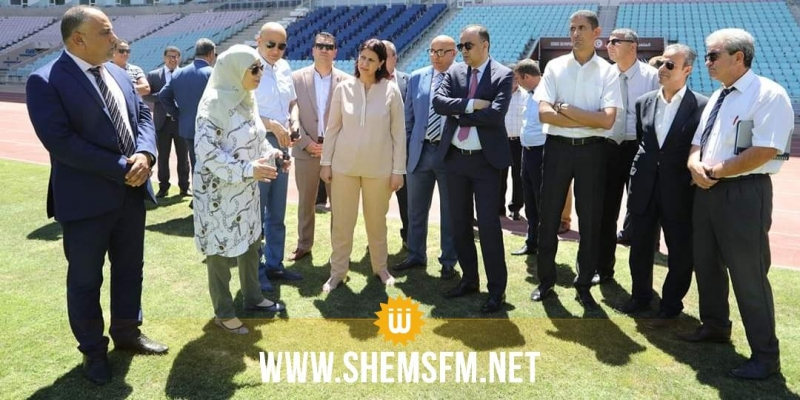 وزارة الرياضة:  ملعب رادس صالح لاحتضان المباريات