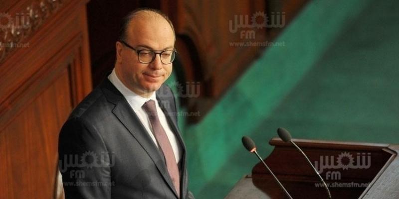 Iyadh Elloumi appelle à interdire Elyes Fakhfakh de voyage et au gel de ses biens