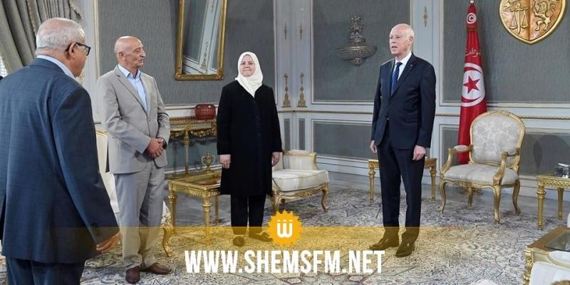 رئيس الدولة يؤكد حرصه على توفير كل الإمكانيات لكشف حقيقة اغتيال الشهيدين البراهمي وبلعيد