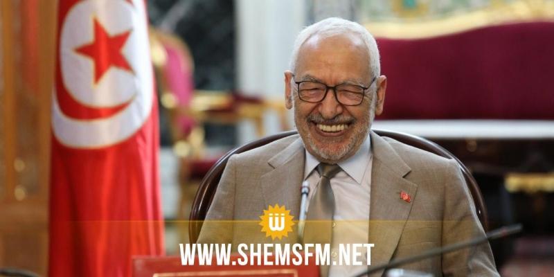الغنوشي: 'أنا لم آتِ على ظهر دبابة ولن أبقى في رئاسة المجلس غصبا عن إرادة الزملاء'