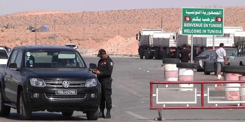 بن قردان: وصول 200 تونسي لمعبر راس الجدير