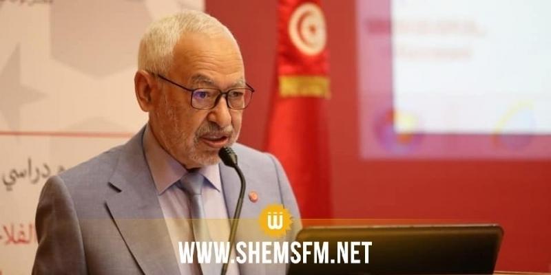 Rached Ghanouchi: « nous soutiendrons le chef du gouvernement chargé de former le gouvernement »