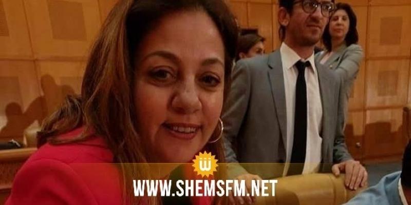 Lilia Bellil annonce sa démission de Qalb Tounes