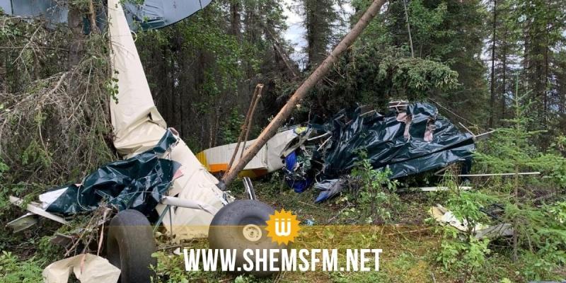 أمريكا: تصادم طائرتين يخلف عددا من الضحايا بينهم نائب عن ولاية ألاسكا