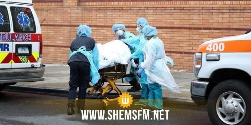إصابات كورونا تتجاوز 17.46 مليون ووفياته 674935 على مستوى العالم