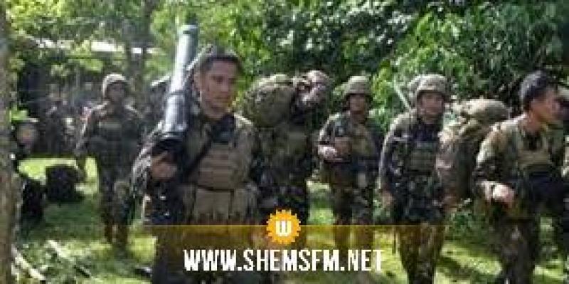 مقتل مسلحين وجنود في اشتباك بجنوب الفلبين