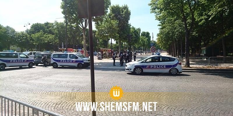 سيارة تصدم مجموعة من الأشخاص في فرنسا
