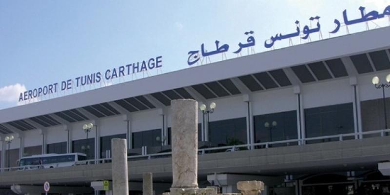 نقابة أمن مطار تونس قرطاج تطالب بغلق المطار