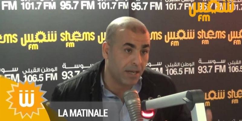 أنيس الورتاني: نقابة أمن مطار تونس قرطاج طالبت بغلق المطار ولم تطالب بغلق الأجواء