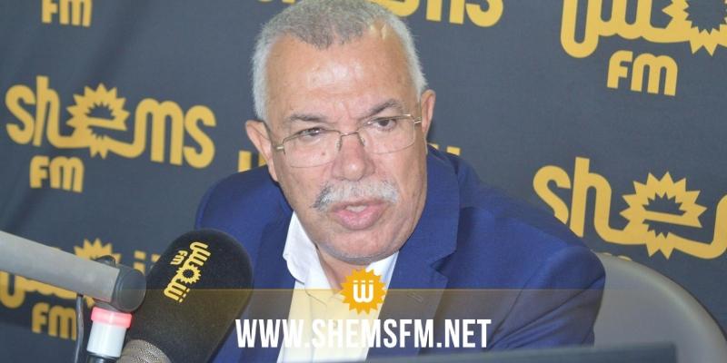 البحيري: 'تحالف النهضة وقلب تونس هو تحالف من أجل تونس'