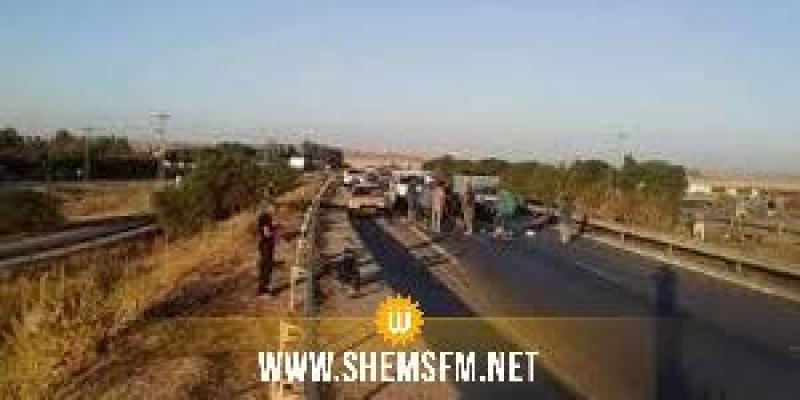 منوبة: احتقان في المرناقية وبرج العامري وشلّ حركة المرور بسبب الماء