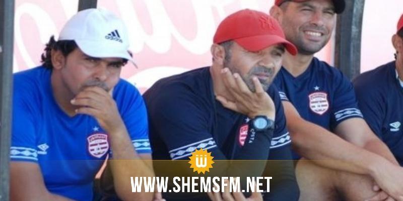 رسميا : سعيد السايبي مدربا جديدا لمستقبل رجيش