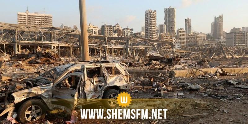 إنفجار بيروت: ارتفاع حصيلة الضحايا  إلى 73 قتيلا والإصابات لأكثر من 3700 آلاف