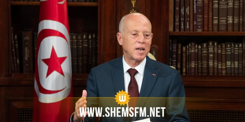 انفجار بيروت: رئيس الجمهورية يعزي الشعب اللبناني