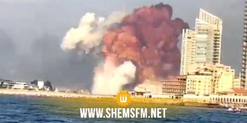 بداية من اليوم.. لبنان في حداد وطني بـ3 أيام على ضحايا الانفجار بمرفأ بيروت