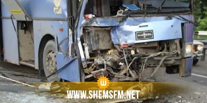 المغرب: 12 قتيلا و36 مصابا في انقلاب حافلة جنوب البلاد