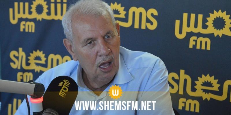بن أحمد: 'لم نقدم شروطا لدعم حكومة المشيشي وتصريح الشاهد قد يُكون أُخرج من سياقه'