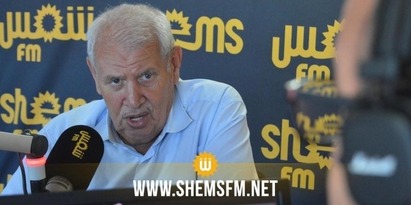 Ben Ahmed : « Ghanouchi est un élément de tension et une entrave à la marche des plénières »