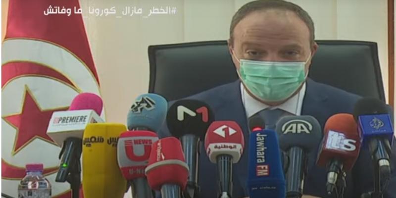 الكشو: منع المرافقين من دخول المطار وإجبارية لباس الكمامات
