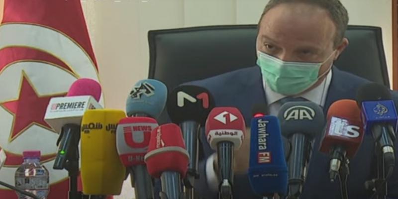 وزير الصحة بالنيابة: يجب ارتداء الكمامات داخل الفضاءات التجارية الكبرى